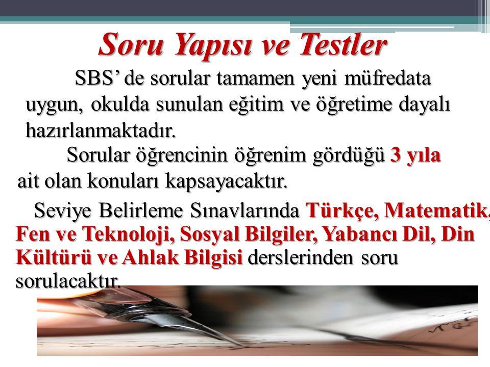 Yazılı sınav için belirlenecek baraj puanını aşan adaylar 2.