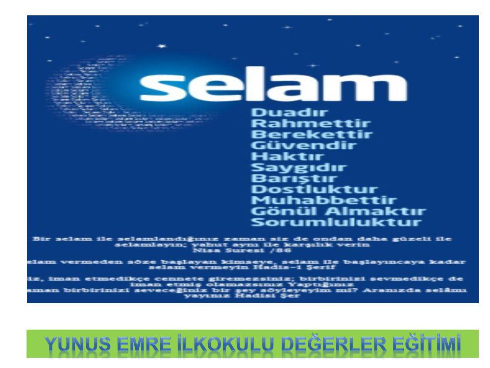 Selamünaleyküm Selamünaleyküm ''Selamünaleyküm'' sözü dini bir ifadedir.