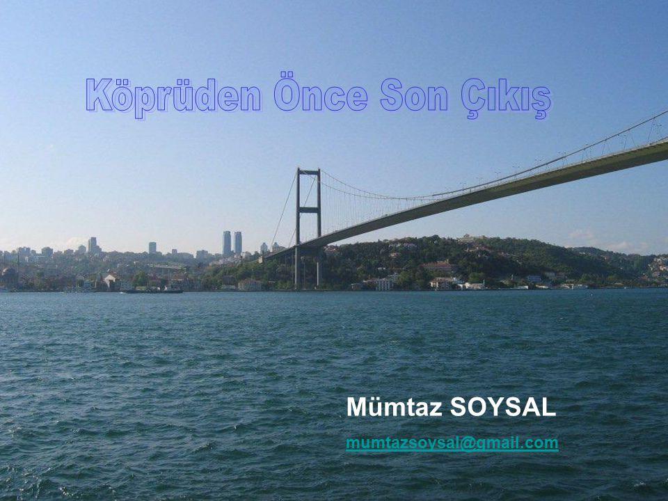 Mümtaz SOYSAL mumtazsoysal@gmail.com