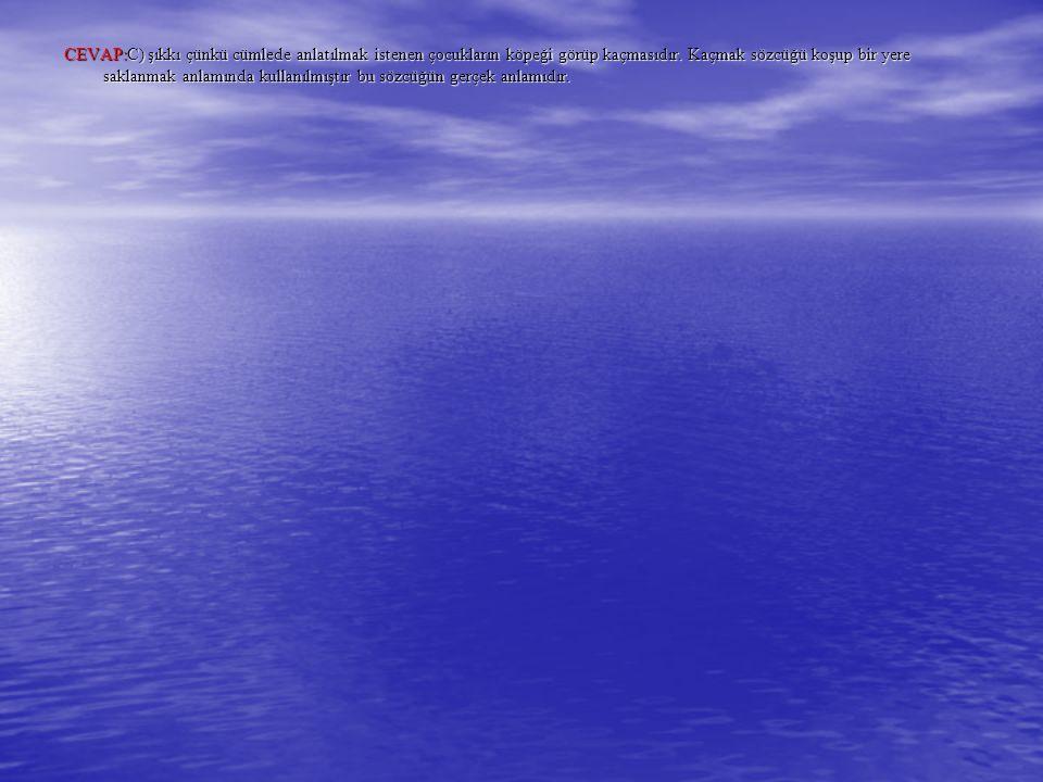 SES BİLGİSİ 1-Ünlü uyumları: Ünlü uyumları yuvarlak-düzlük olarak ikiye ayrılır.