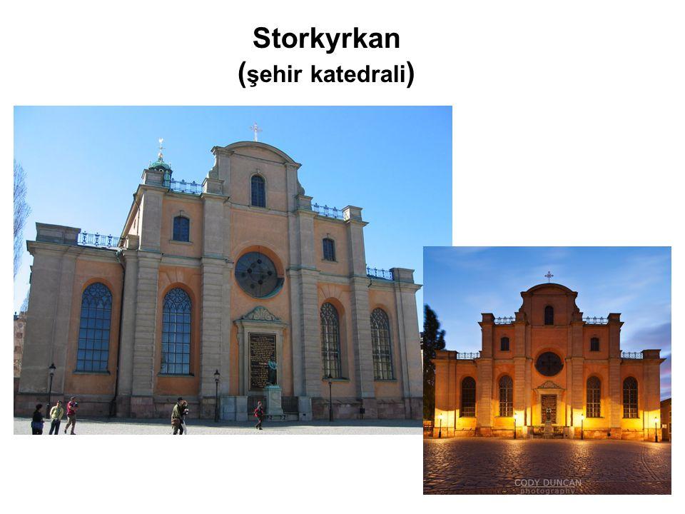 Storkyrkan ( şehir katedrali )