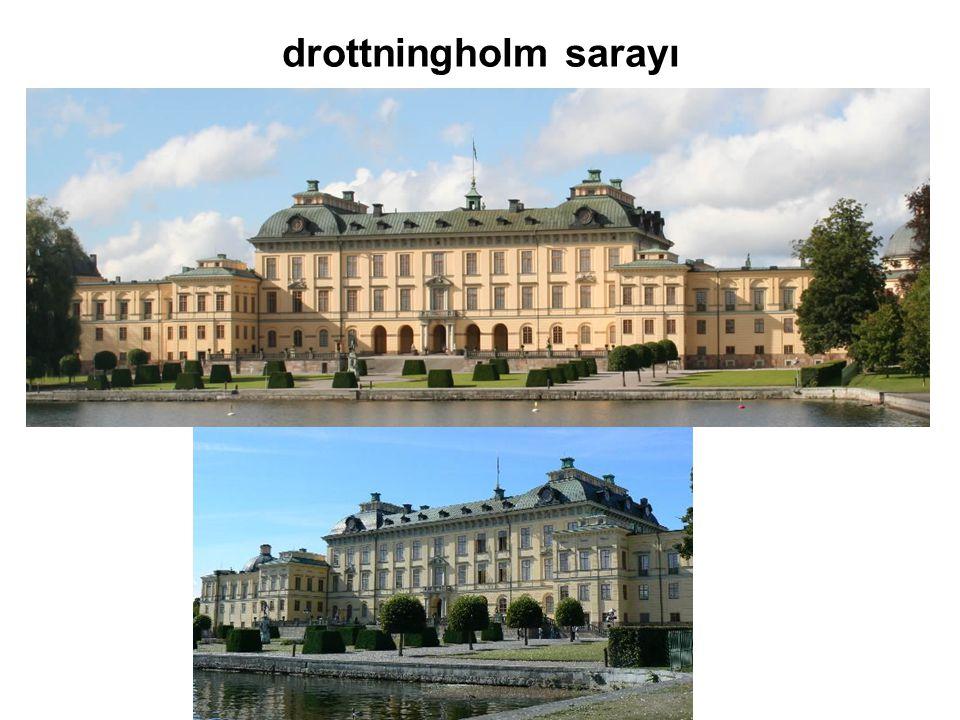 drottningholm sarayı