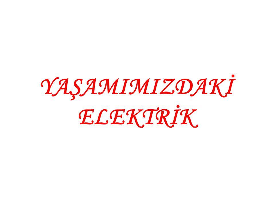 Plastik cisimde elektriklenme olacağı için; plastik tarağı kullanan Ahmet'in saçlarında da elektriklenme olur.