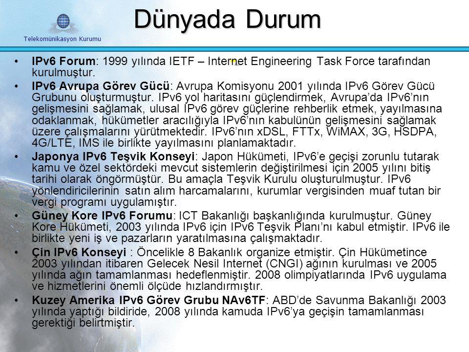 Telekomünikasyon Kurumu - - III.AŞAMA İlk envanterde tespit edilemeyen mevcut IP uyumlu cihaz ve teknolojilerin envanterinin tamamlanması, Mali ve işl