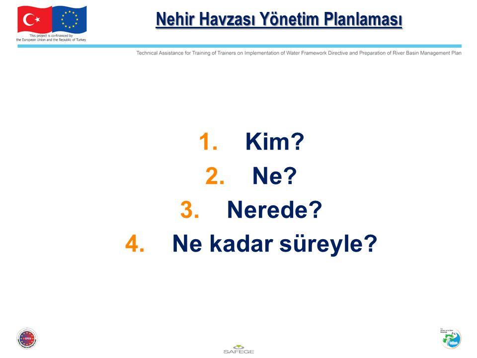 İçerik 1.Nehir Havzası Yönetim Planı hazırlamadaki durum raporu 2.Raporun ana bileşenleri 3.Rapora eklenmesi gereken haritalar – Sava Nehri çalışması (Bosna Hersek)