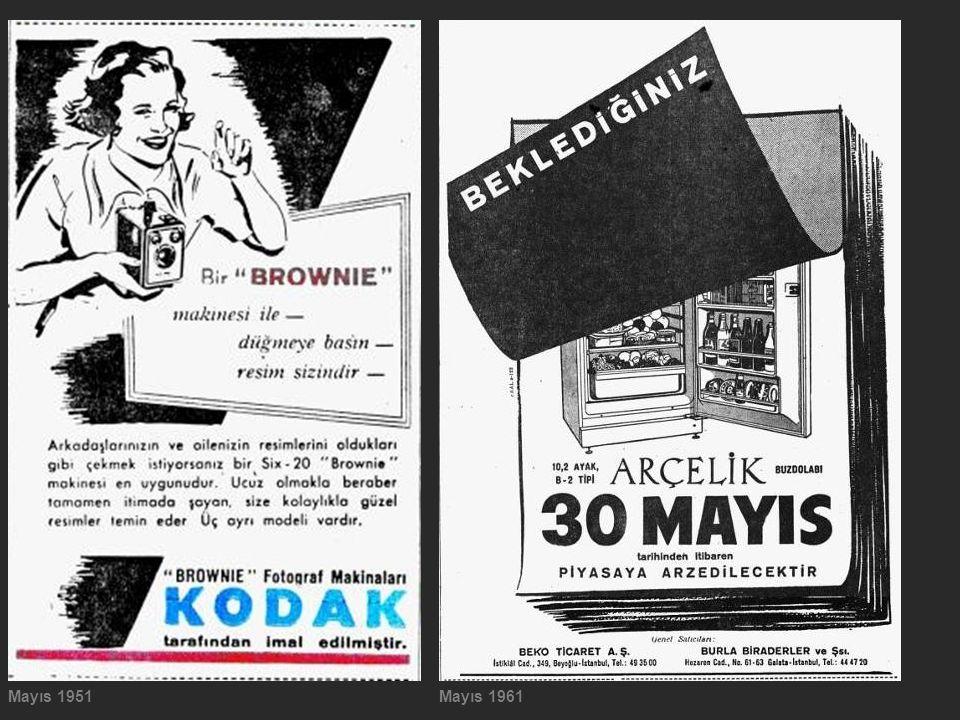 Mayıs 1951Mayıs 1961