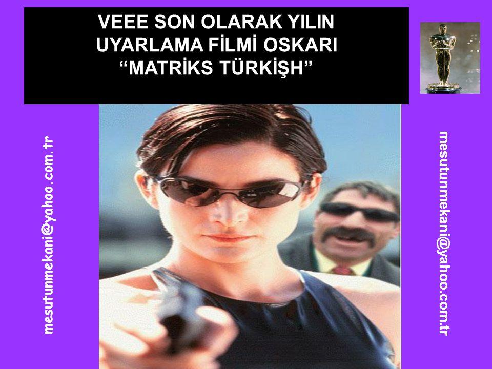 "YILIN SİYASETÇİSİ OSKARI ""ABDURRAHMAN BOZTAŞ"""