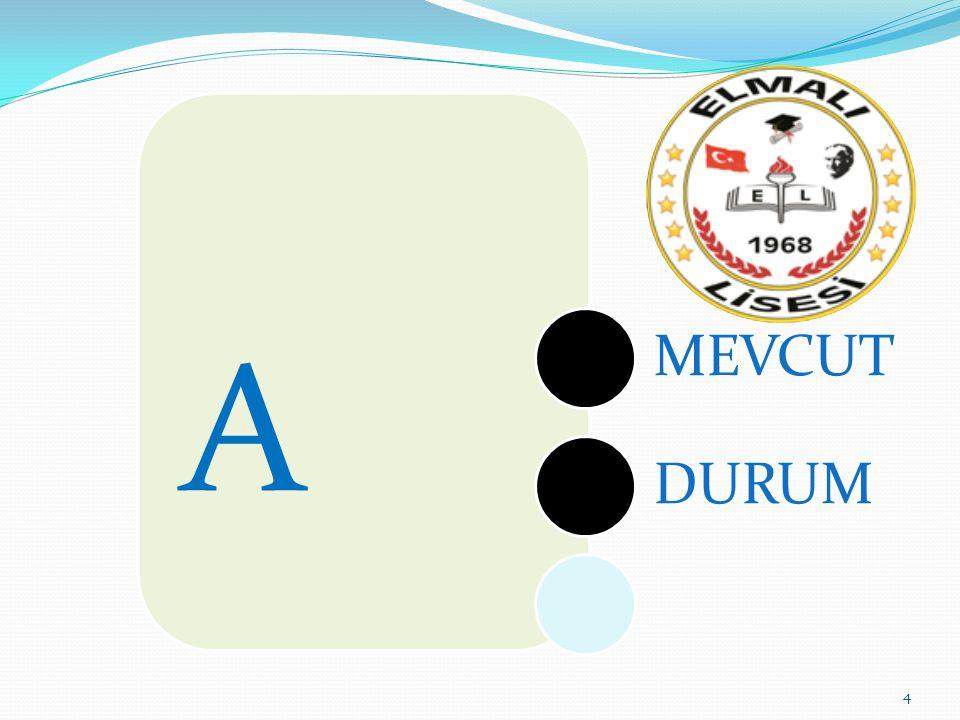 A MEVCUT DURUM 4