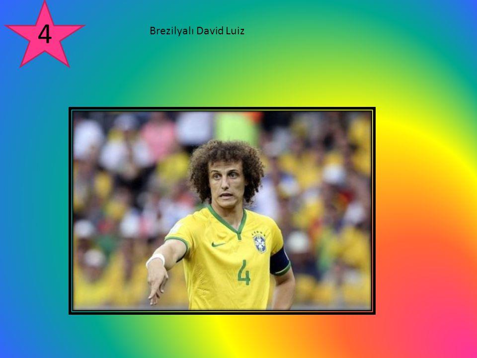 Brezilyalı David Luiz 4