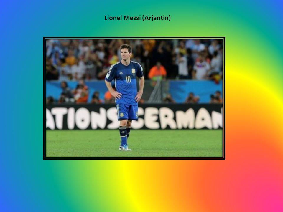 Lionel Messi (Arjantin)