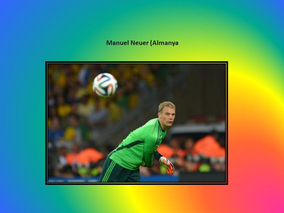 Manuel Neuer (Almanya