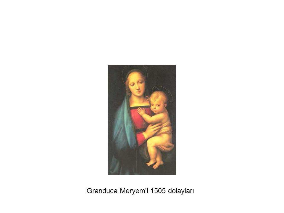 Granduca Meryem'i 1505 dolayları