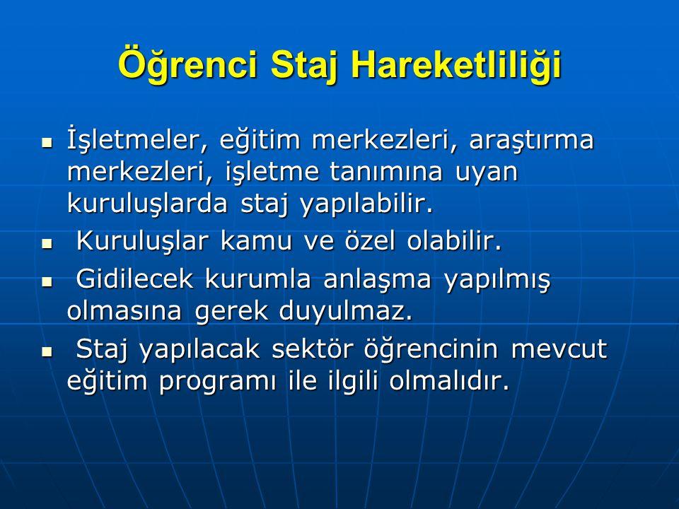 Başvuru Kriterleri Erasmus öğrencisi olabilmek için önşartlar; Erasmus öğrencisi olabilmek için önşartlar; T.C.