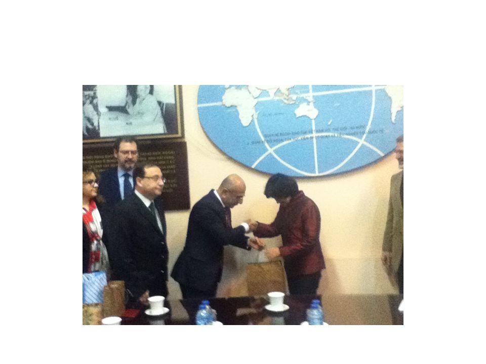 Hacettepe Üniversitesi heyeti 04.02.