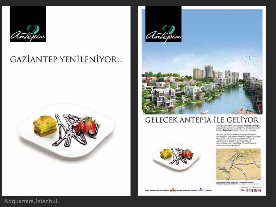 Adquarters, İstanbul
