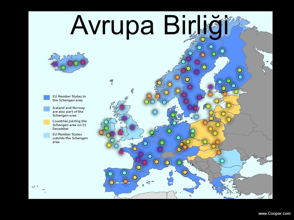 www.Cooper.com Avrupa Birliği