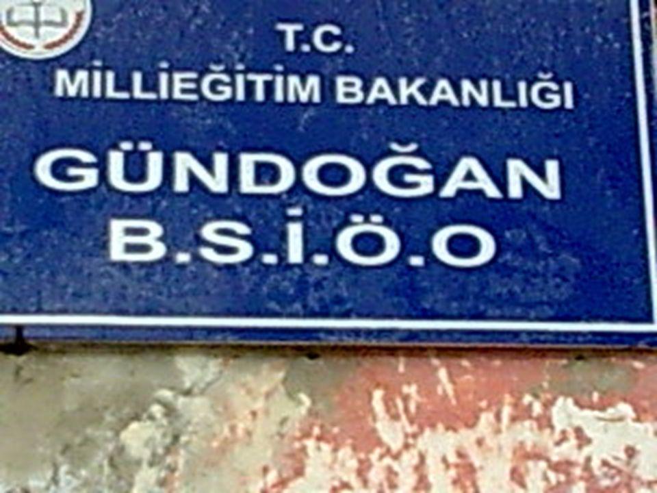 105 Özel Eğitim Okulları Müdür ve başyardımcısı: 25 saat DNYG.