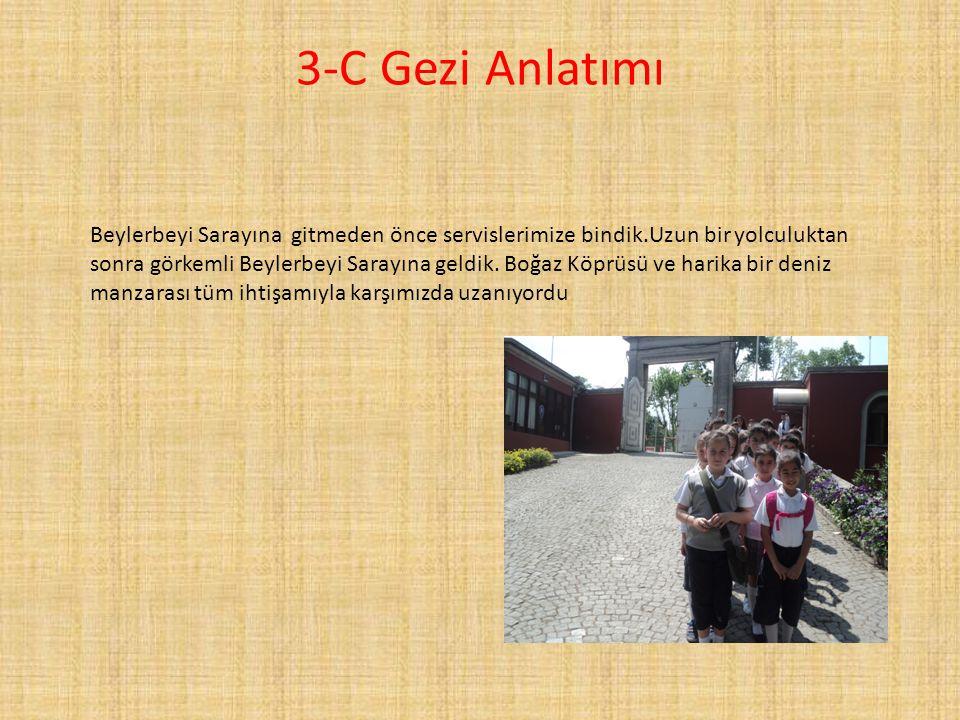 Beylerbeyi Sarayı'nın Tariçesi Beylerbeyi Sarayı, 1863-1865 yıllarında, İstanbul'un Beylerbeyi semtinde, Üsküdar ilçesinde, eski ahşap bir sahil sarayının yerinde Sultan Abdülaziz tarafından Sarkis Balyan a yaptırılmıştır.