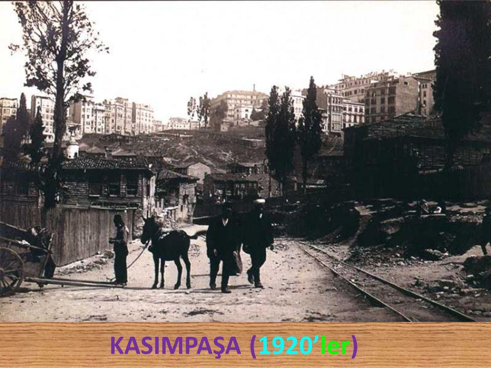 KASIMPAŞA (1920'ler)