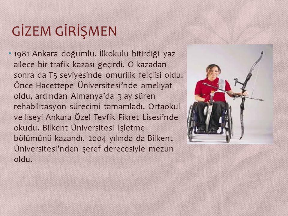 GEÇİMİNİ SPORLA SAĞLIYOR Birçok engellinin eve kapanarak, hayata küstüğünü ve bunun doğru olmadığını savunan Yamaç, özellikle sporun engelli kişilerin