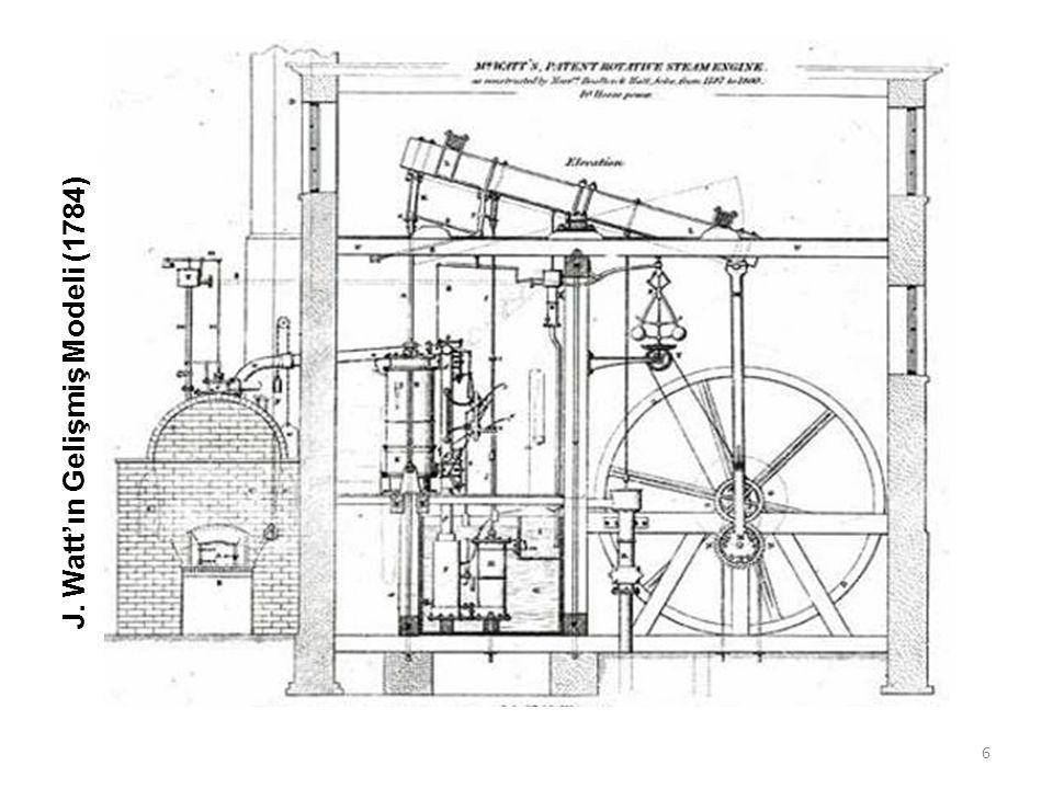 Trevithick in Lokomotifi (1804)Stephenson'un İlk Buharlı Lokomotifi (1825) 7