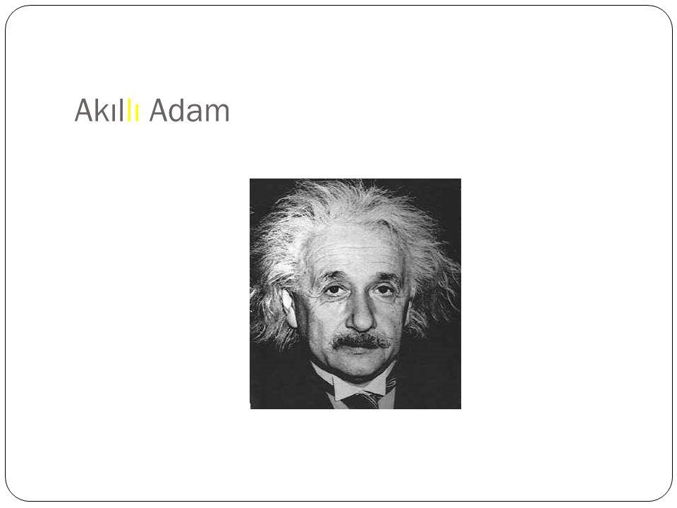 Akıllı Adam