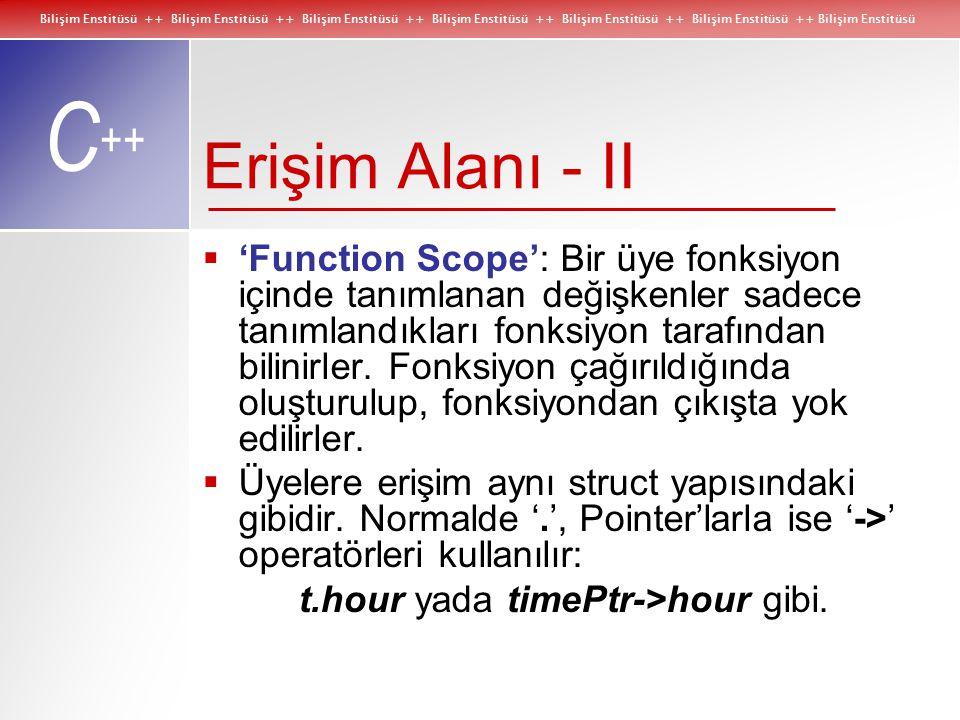 Bilişim Enstitüsü ++ Bilişim Enstitüsü ++ Bilişim Enstitüsü ++ Bilişim Enstitüsü ++ Bilişim Enstitüsü ++ Bilişim Enstitüsü ++ Bilişim Enstitüsü C ++ E