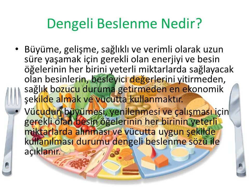  www.dengeli-beslenme.net www.dengeli-beslenme.net  www.dengelibeslenme.nedir.com www.dengelibeslenme.nedir.com  http://www.sanalokulumuz.com/besinler-ve- dengeli-beslenme/27 http://www.sanalokulumuz.com/besinler-ve- dengeli-beslenme/27