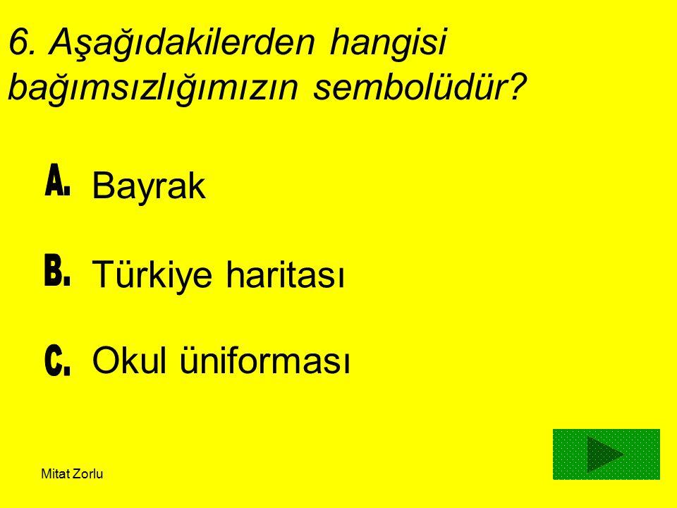 Mitat Zorlu 7.Atatürk kaç tarihinde ve nerede doğdu.