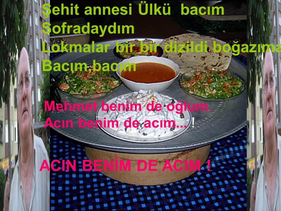 ACIN BENİM DE ACIM !