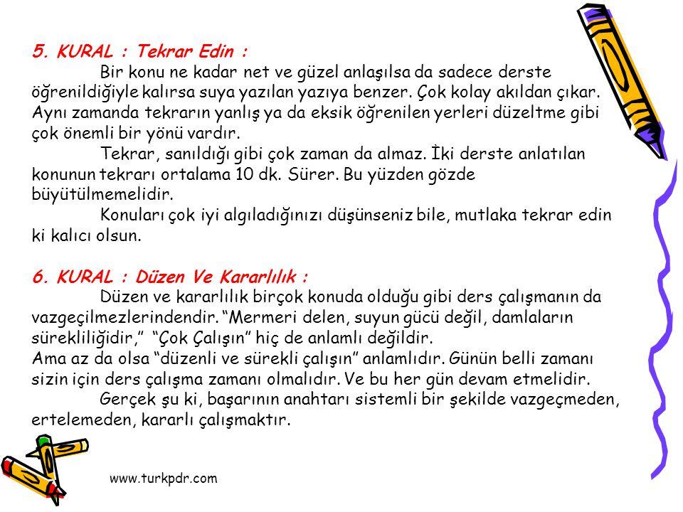 www.turkpdr.com 5.