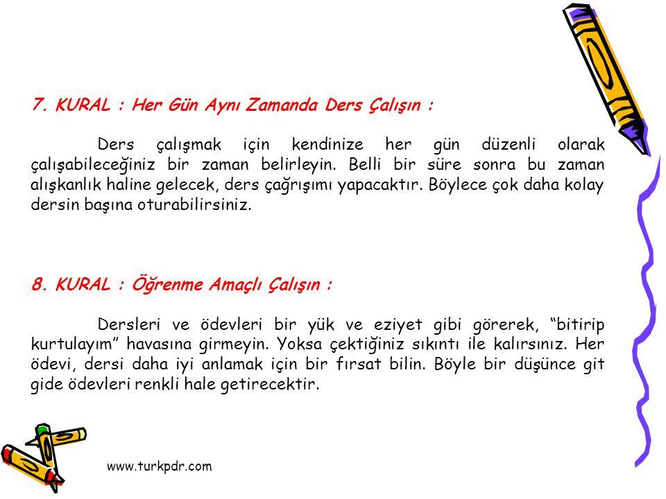 www.turkpdr.com 7.