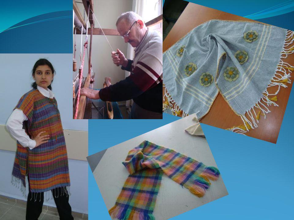 EL DOKUMA DALI 11 VE 12.SINIF DERSLERİ Mekikli Dokumalar Tekstil Lifleri ve Boyama Teknikleri Yöresel Kilim Dokumalar Yöresel Halı Dokumalar Yöresel B
