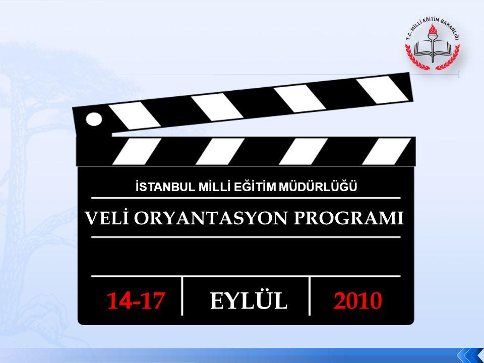 2010-2011 Eğitim ve Öğretim Yılında İstanbul ili ilköğretim okullarında 1.sınıfa başlayacak öğrencilerin velilerinin ilköğretime uyumlarının sağlanması 3