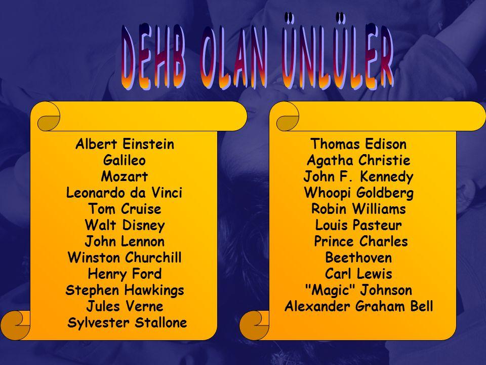 Albert Einstein Galileo Mozart Leonardo da Vinci Tom Cruise Walt Disney John Lennon Winston Churchill Henry Ford Stephen Hawkings Jules Verne Sylveste