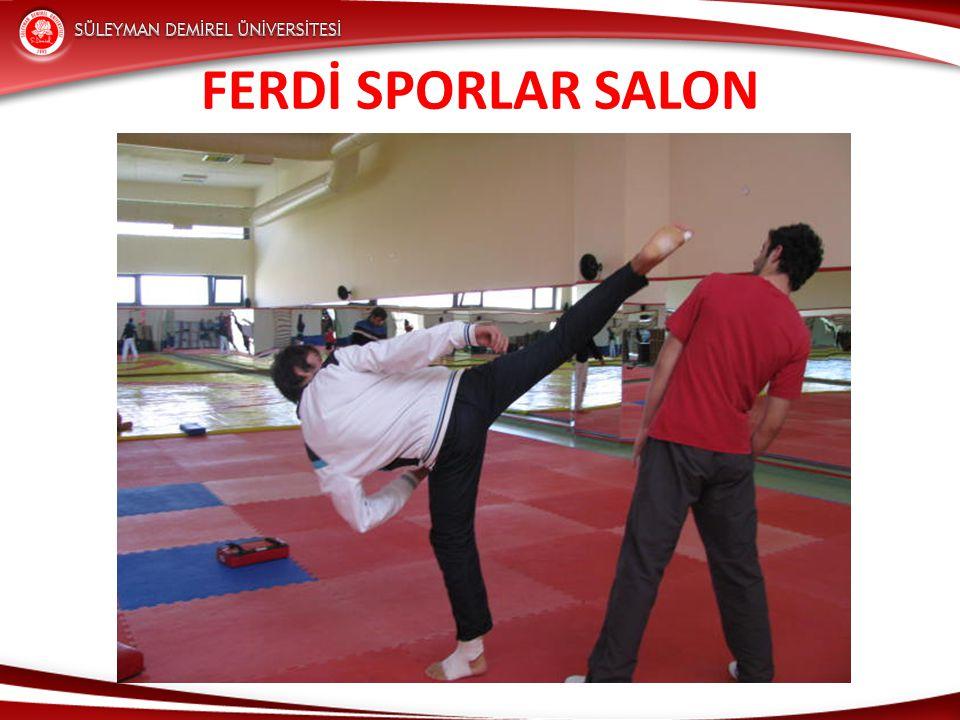 FERDİ SPORLAR SALON