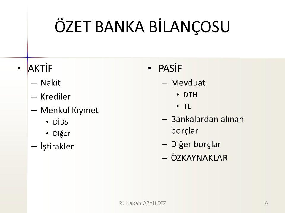 Kamusal Sermayeli Bankalar Görev Zararları-II Bu kapsamda, kamu bankalarına 233 sayılı Kanun Hükmünde Kararname (KHK)'nin 35.