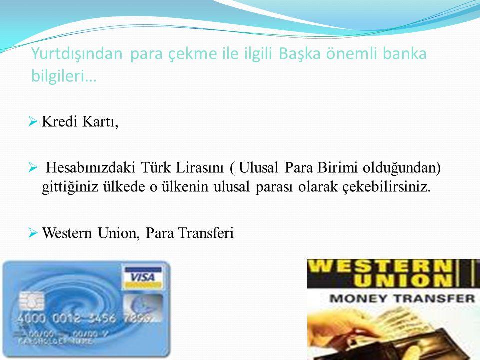 PASAPORT-VİZE İŞLEMLERİ 11.04.201512