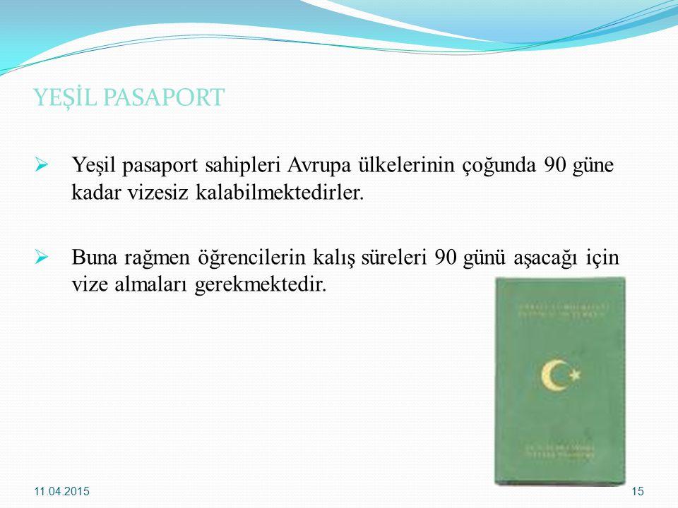 VİZE Anlaşmalı olduğumuz tüm Avrupa ülkeleri lacivert pasaport sahiplerinden vize talep etmektedir.
