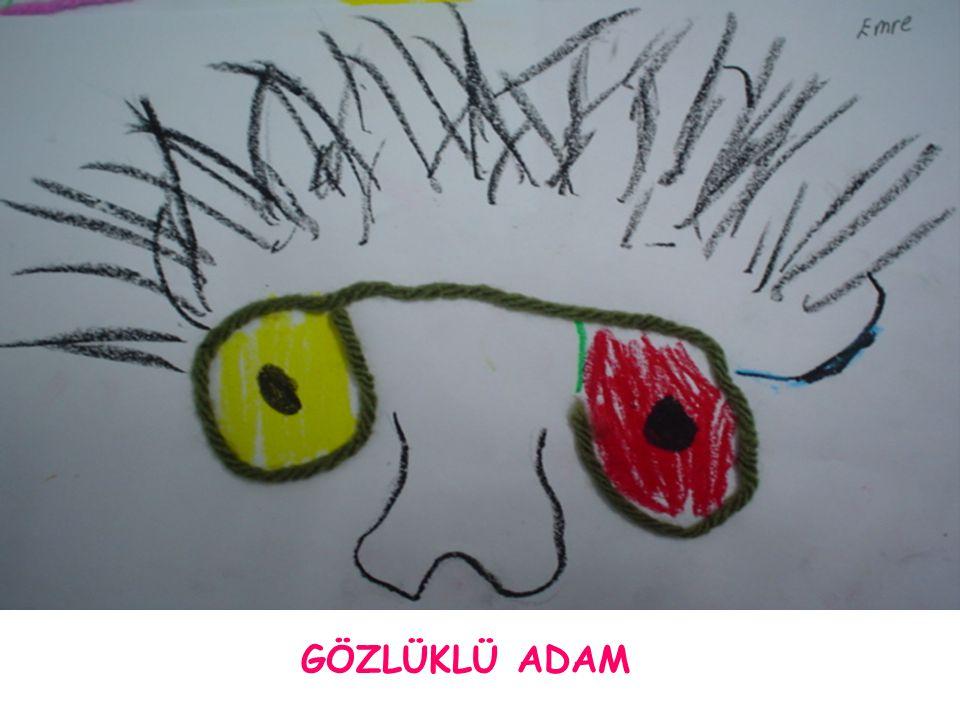 GÖZLÜKLÜ ADAM