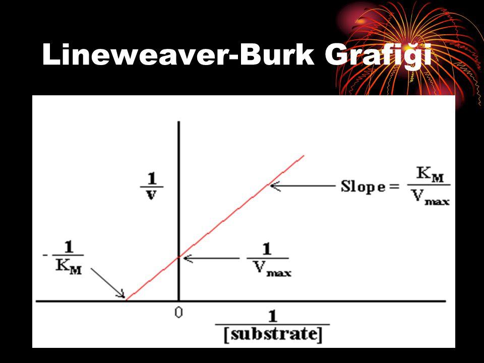 Lineweaver-Burk Grafiği