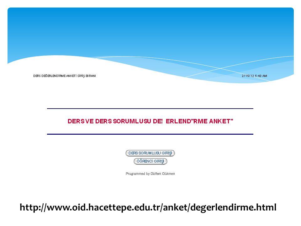 http://www.oid.hacettepe.edu.tr/anket/degerlendirme.html