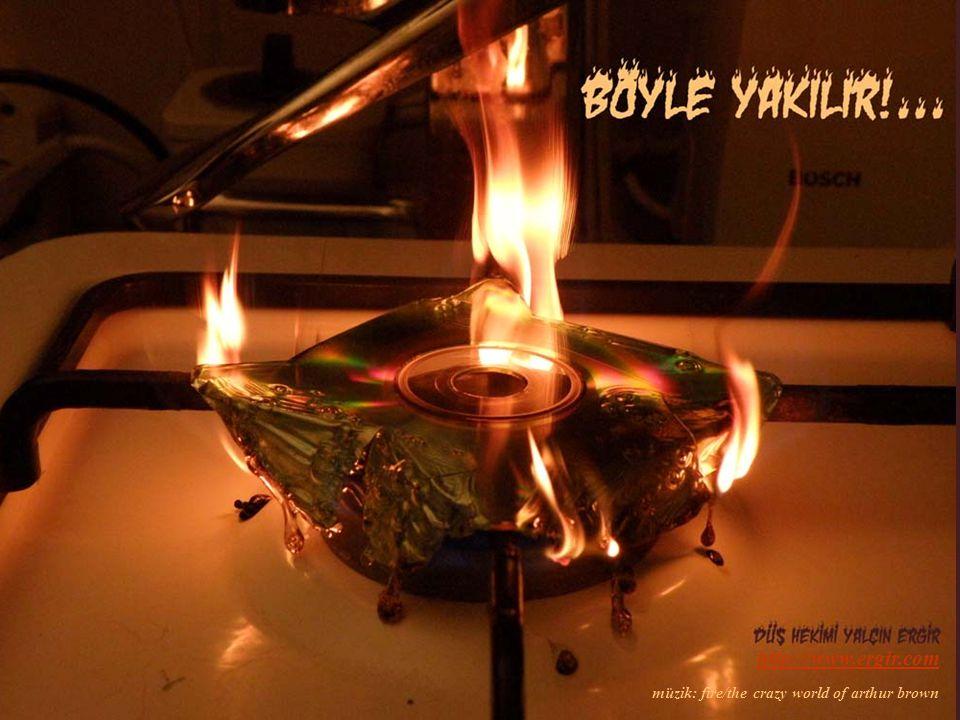 http://www.ergir.com müzik: fire/the crazy world of arthur brown