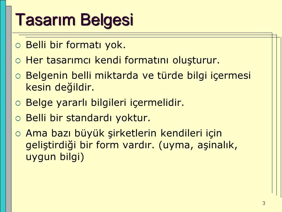 14 Oyun Mekanikleri  Belgenin en önemli parçası ve en zor yazılan bölümüdür.