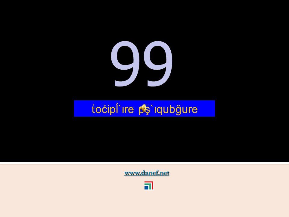 www.danef.net 98 98 ṫ oćipĺ`ıre pş`ıquyire