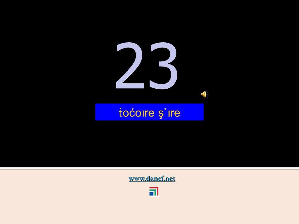 www.danef.net 22 22 ṫ oćore ṫ `ure
