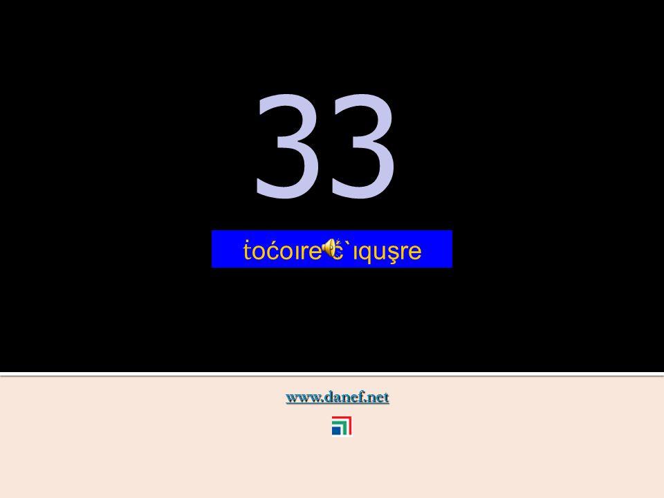www.danef.net 32 32 ṫ oćoıre pş`ıqu ṫ `ure