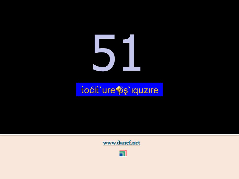 www.danef.net 50 50 ṫ oći ṫ `ure pş`ıre