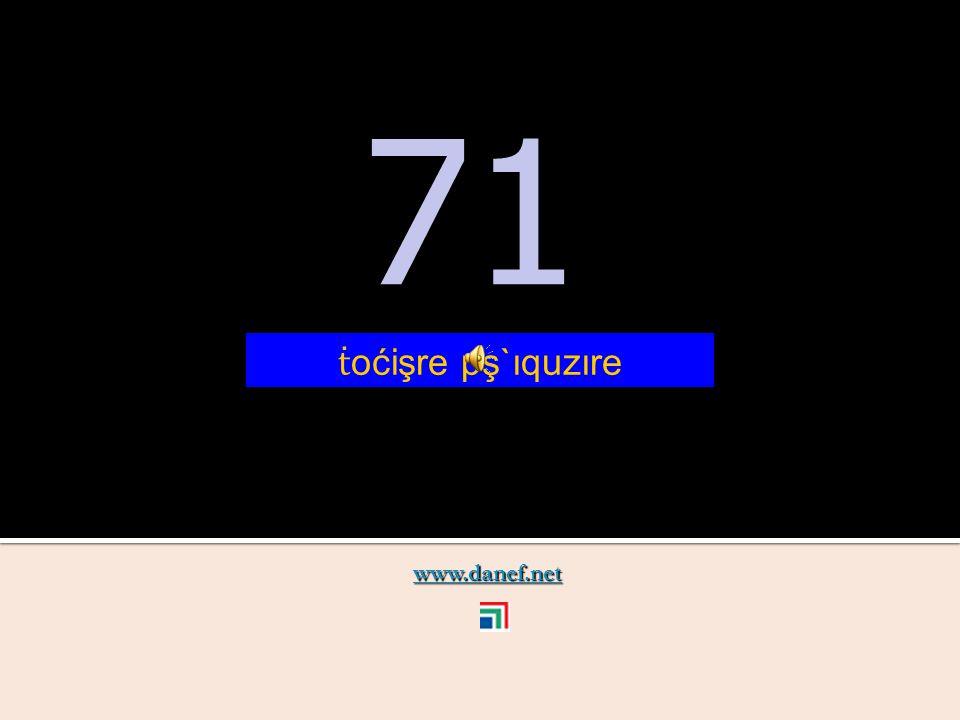 www.danef.net 70 70 ṫ oćişre pş`ıre