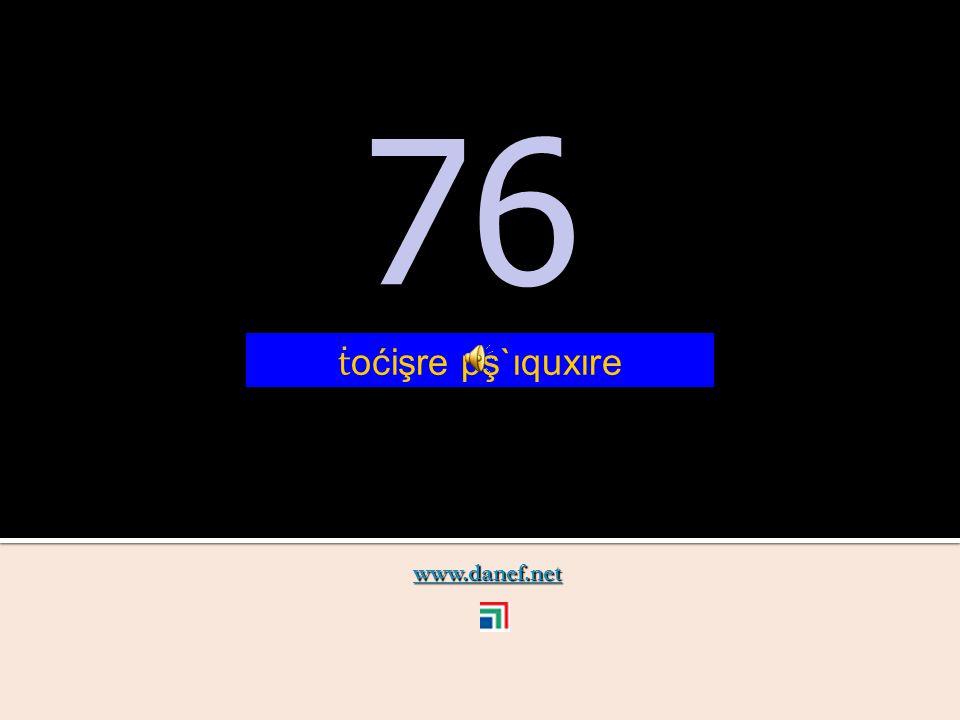 www.danef.net 75 75 ṫ oćişre pş`ıqutfıre